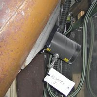 MARTIN<SUP>®</SUP> NTS™ Non-Impacting Linear Vibrator can be used to eliminate build up in pipes.