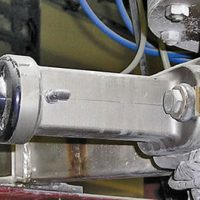 MARTIN® PKL® Interval Impactor 740 on spout.