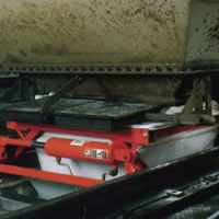 Boot-Lift Railcar Connector - Eliminates spillage
