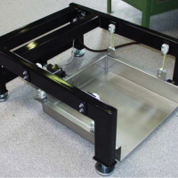 Martin Vibration Systems Compaction Table