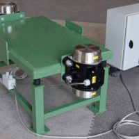 Vibration Testing with horizontal movements