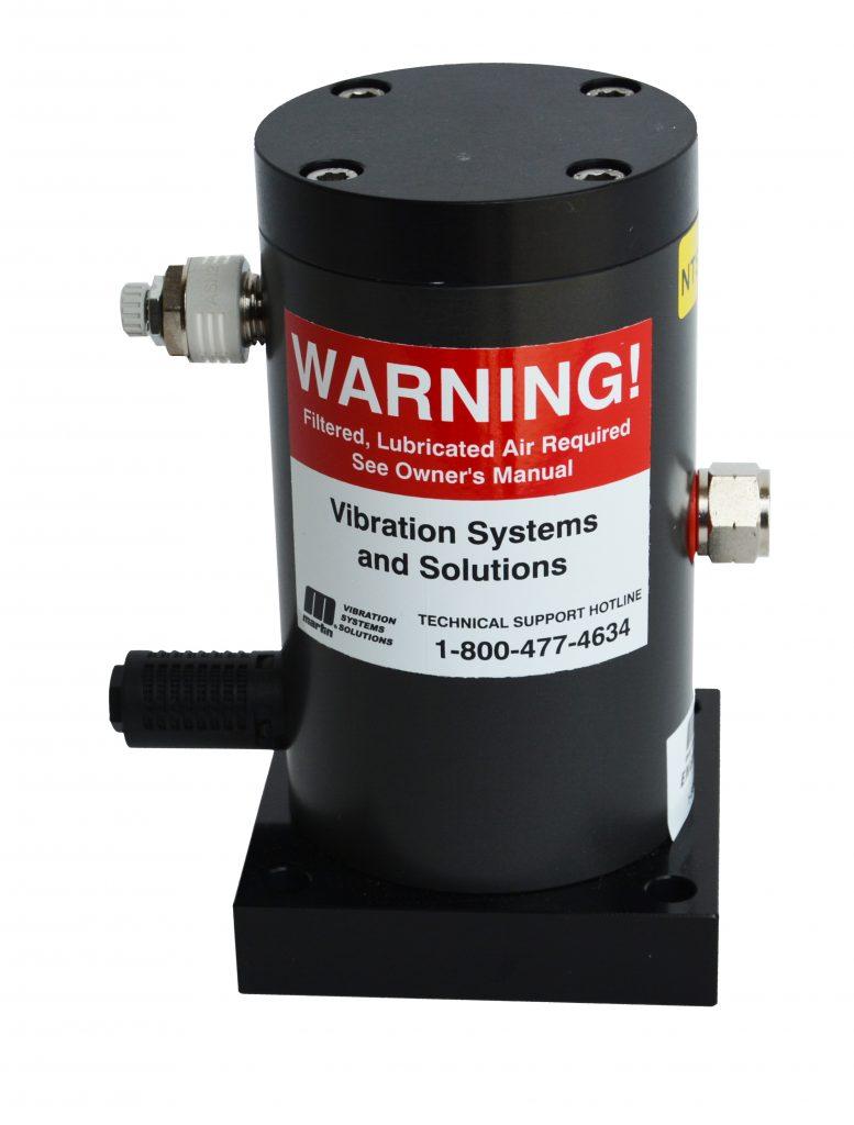 Bin Vibrators -MARTIN® NTS™ Non-Impacting Vibrators for Bins