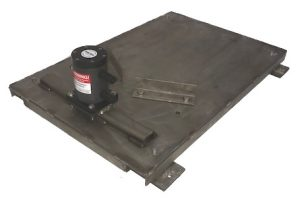 36 X 24 X 3 PDCT Compaction Table
